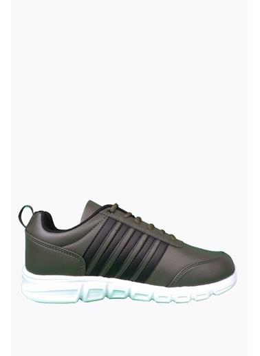 Derigo Siyah Erkek Spor Ayakkabı 702011 Haki